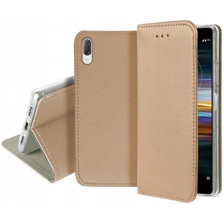 Magnet, Kaaned Sony Xperia L3, I3312, I3322, I4312, I4332, 2019 - Kuld