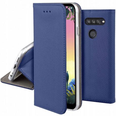 Magnet, Kaaned LG K50, Q60, 2019 - Sinine