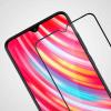 Kaitseklaas 5D, Xiaomi Redmi Note 8 Pro, 2019 - Must