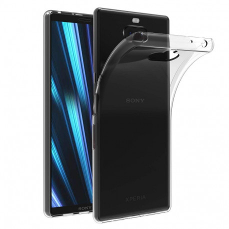Ümbris Sony Xperia 10, Xperia XA3, 2019 - Läbipaistev