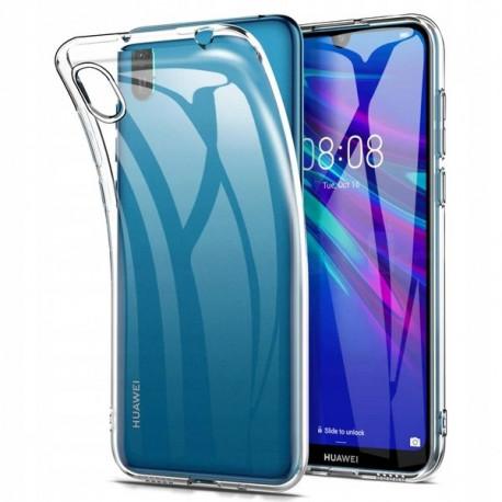 Clear, Ümbris Huawei Y5 2019, Honor 8S - Läbipaistev