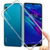 Clear, Ümbris Huawei Y6 2019 - Läbipaistev