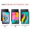 "360, Kaaned Samsung Galaxy Tab S5E 2019, 10.5"", T720, T725 - Must"