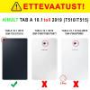 """Kaitsekile, Samsung Galaxy Tab A 2019, 10.1"""", T510, T515"""