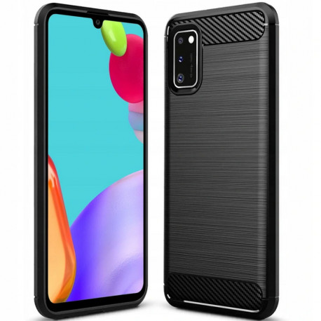 Carbon, Ümbris Samsung Galaxy A41, A415, 2020 - Must