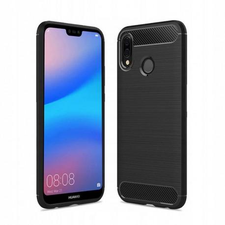 Carbon, Ümbris Huawei P20 Lite, 2018 - Must