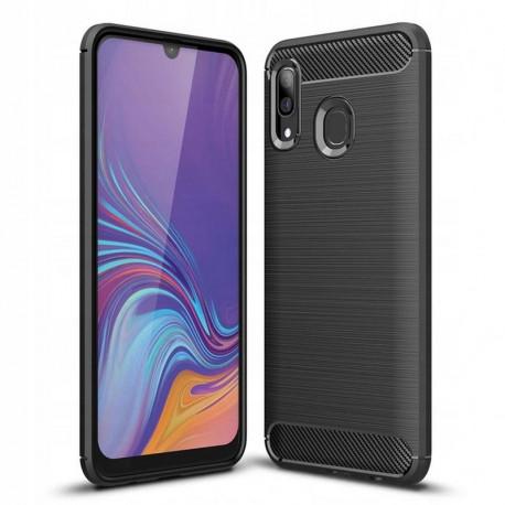 Carbon, Ümbris Samsung Galaxy A20, A30, A205, A305, 2019 - Must