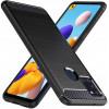 Carbon, Ümbris Samsung Galaxy A21s, A217, 2020 - Must