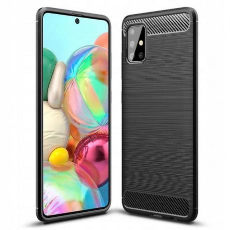 Carbon, Ümbris Samsung Galaxy A51, A515, 2019 - Must