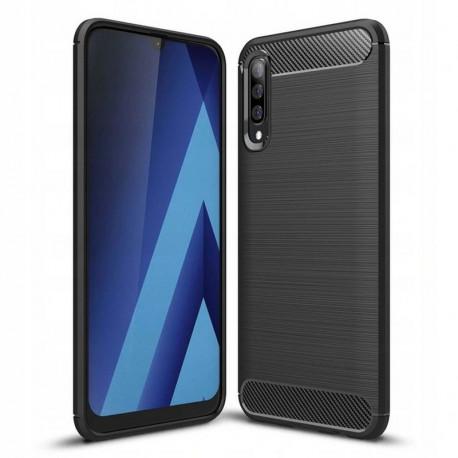 Carbon, Ümbris Samsung Galaxy A70, A705, A70s, A707, 2019 - Must