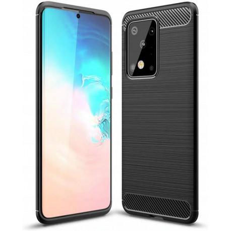 Carbon, Ümbris Samsung Galaxy S20 Ultra, S11 Plus, 6.9, G988, 2020 - Must