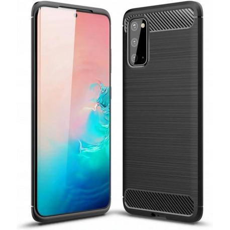 Carbon, Ümbris Samsung Galaxy S20, S11e, 6.2, G980, 2020 - Must
