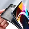 Carbon, Ümbris Xiaomi Mi 10 5G, Mi 10 Pro 5G, 2020 - Must