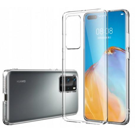 Clear, Ümbris Huawei P40, 2020 - Läbipaistev
