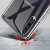 Clear, Ümbris Samsung Galaxy A70, A705, A70s, A707, 2019 - Läbipaistev