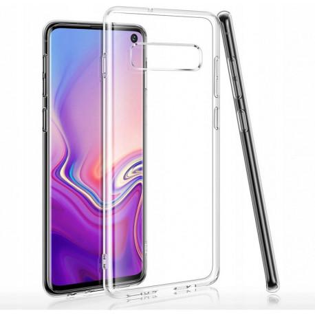 Clear, Ümbris Samsung Galaxy S10, 6.1, G973, 2019 - Läbipaistev
