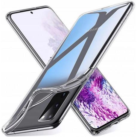 Clear, Ümbris Samsung Galaxy S20, S11e, 6.2, G980, 2020 - Läbipaistev