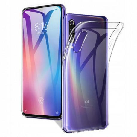 Clear, Ümbris Xiaomi Mi 9 SE, 2019 - Läbipaistev
