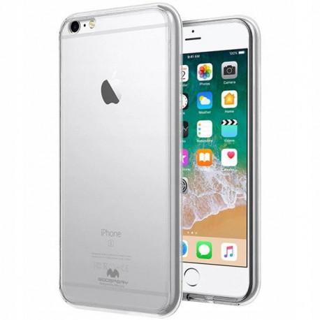 Mercury Jelly, Ümbris Apple iPhone 6 Plus, iPhone 6s Plus, 2014/2015 - Läbipaistev