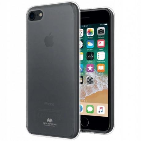 Mercury Jelly, Ümbris Apple iPhone 7, iPhone 8, 2016/2017 - Läbipaistev
