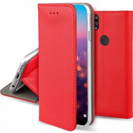 Magnet, Kaaned Huawei P20 Lite, 2018 - Punane