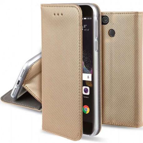 Magnet, Kaaned Huawei P9 Lite 2017, P8 Lite 2017, Honor 8 Lite, Nova Lite - Kuld