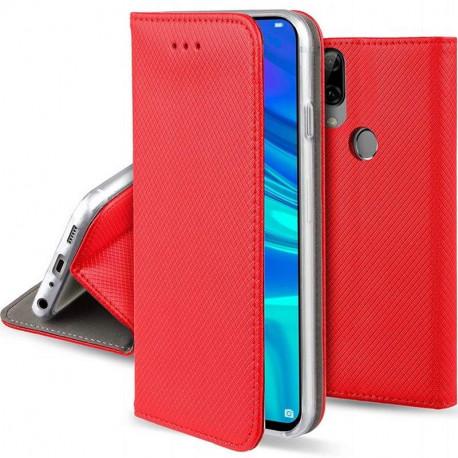Magnet, Kaaned Huawei Y7 2019 - Punane