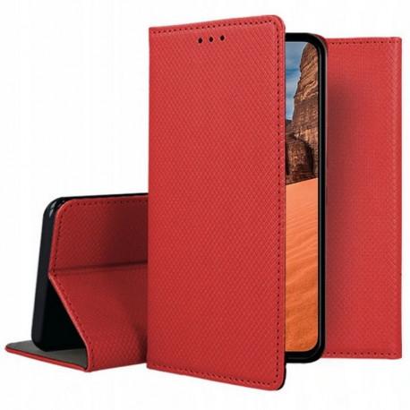 Magnet, Kaaned Huawei Y9 2019 - Punane
