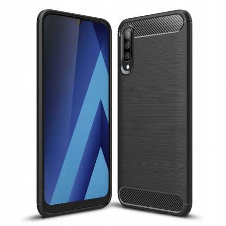 Carbon, Ümbris Samsung Galaxy A50, A30s, A50s, A505, A307, A507, 2019 - Must