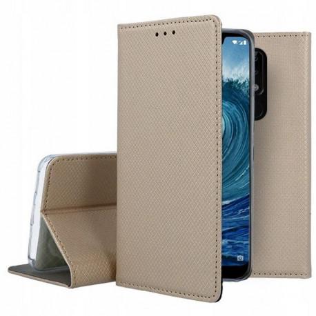 Magnet, Kaaned Nokia 5.1 Plus, 2018 - Kuld