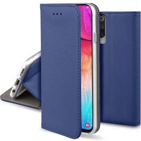 Magnet, Kaaned Samsung Galaxy A70, A705, A70s, A707, 2019 - Sinine