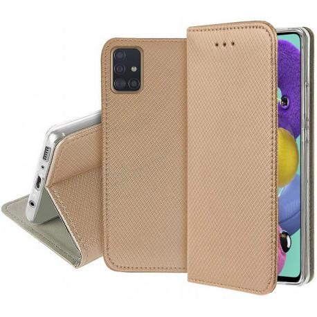 Magnet, Kaaned Samsung Galaxy A71, A715, 2019 - Kuld