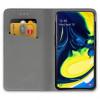 Magnet, Kaaned Samsung Galaxy A80, A805, 2019 - Punane