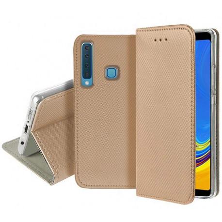 Magnet, Kaaned Samsung Galaxy A9 2018, A920, A9200 - Kuld