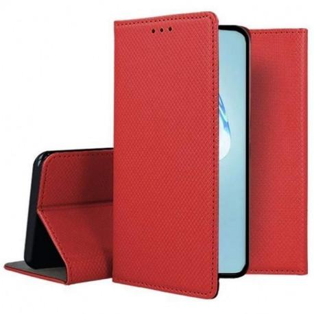 Magnet, Kaaned Samsung Galaxy S20 Ultra, S11 Plus, 6.9, G988, 2020 - Punane