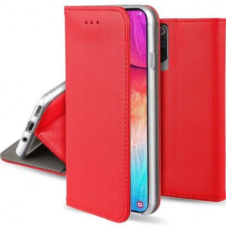 Magnet, Kaaned Samsung Galaxy S20+, S20 Plus, S11, 6.7, G986, 2020 - Punane