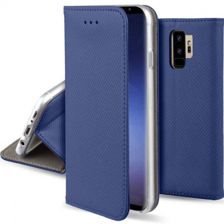 Magnet, Kaaned Samsung Galaxy S9+, S9 Plus, G965, 2018 - Sinine