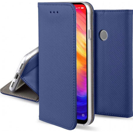 Magnet, Kaaned Xiaomi Redmi Note 7, Note 7 Pro, 2019 - Sinine