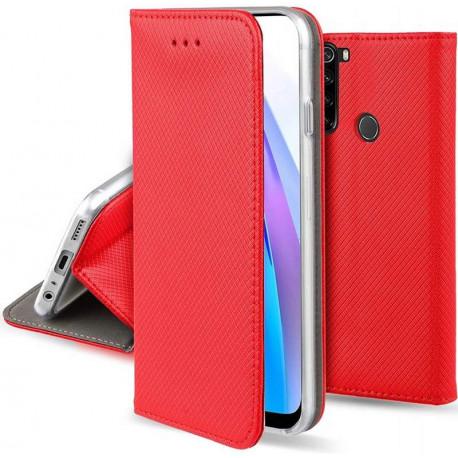 Magnet, Kaaned Xiaomi Redmi Note 8T, 2019 - Punane