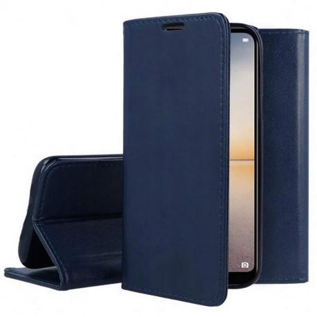 Magnetic, Kaaned Huawei P20 Lite, 2018 - Sinine