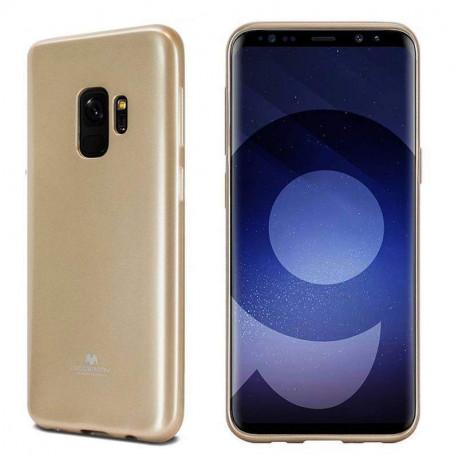 Mercury Jelly, Ümbris Samsung Galaxy S9, G960, 2018 - Kuld