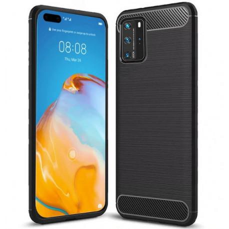 Carbon, Ümbris Huawei P40 Pro, 2020 - Must