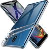 Ümbris LG K40, K12+, K12 Plus, LG X4 2019 - Läbipaistev