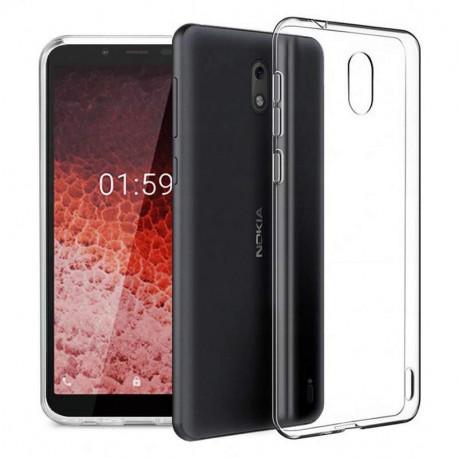 Ümbris Nokia 1 Plus, 2019 - Läbipaistev