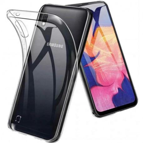 Ümbris Samsung Galaxy A10, A105, 2019 - Läbipaistev