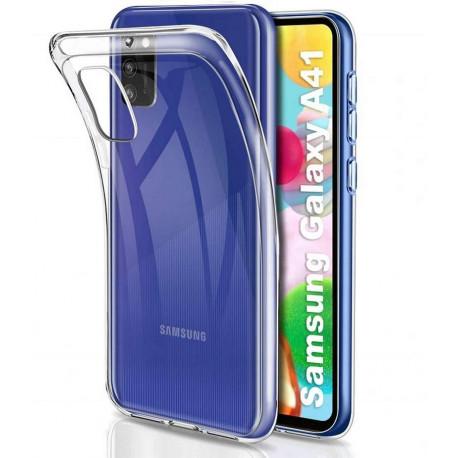 Ümbris Samsung Galaxy A41, A415, 2020 - Läbipaistev