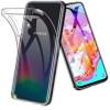 Ümbris Samsung Galaxy A70, A705, A70s, A707, 2019 - Läbipaistev