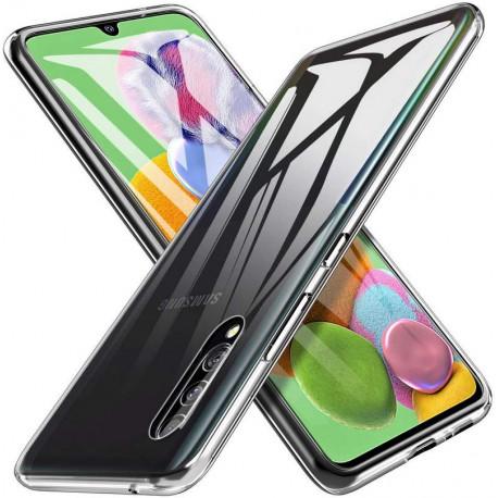 Ümbris Samsung Galaxy A90 5G, A908, 2019 - Läbipaistev