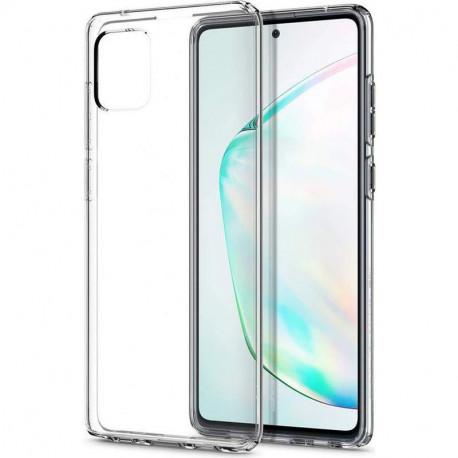 Ümbris Samsung Galaxy Note 10 Lite, A81, N770, 2020 - Läbipaistev