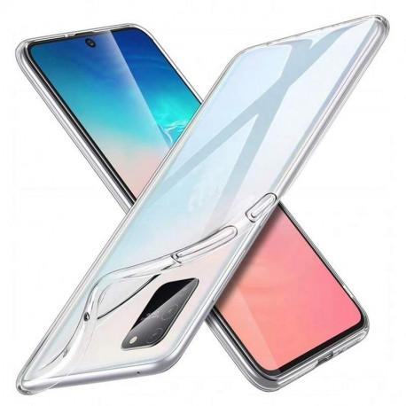 Ümbris Samsung Galaxy S10 Lite, A91, 6.7, G770, 2020 - Läbipaistev